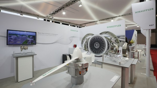 Schaeffler poised to ride the wave of Asia's aviation growth