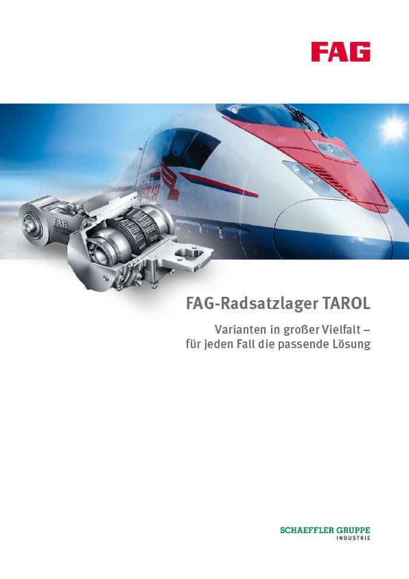 FAG-Radsatzlager TAROL