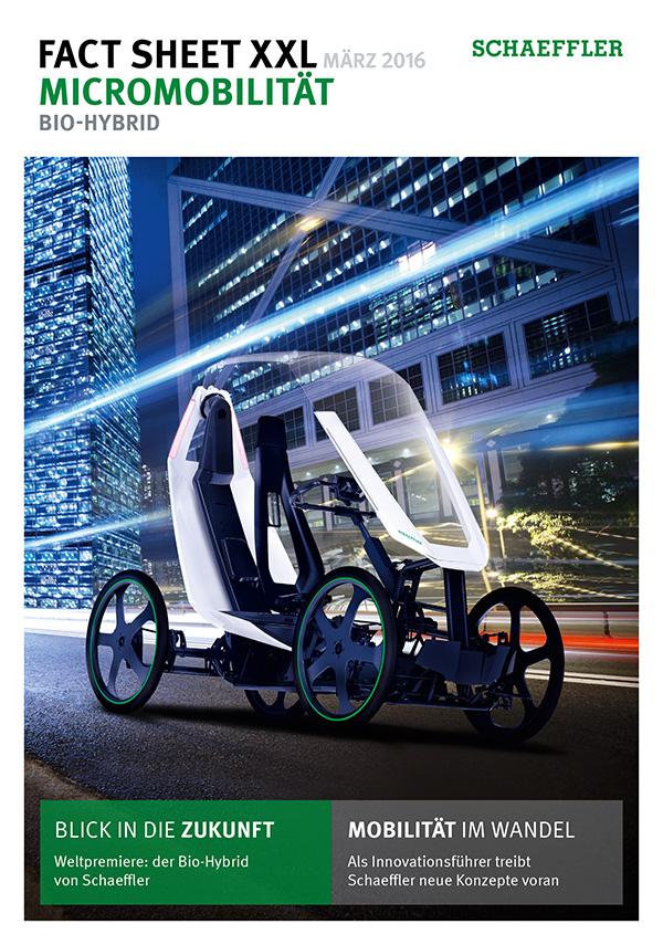 Micromobilität Fact Sheet XXL