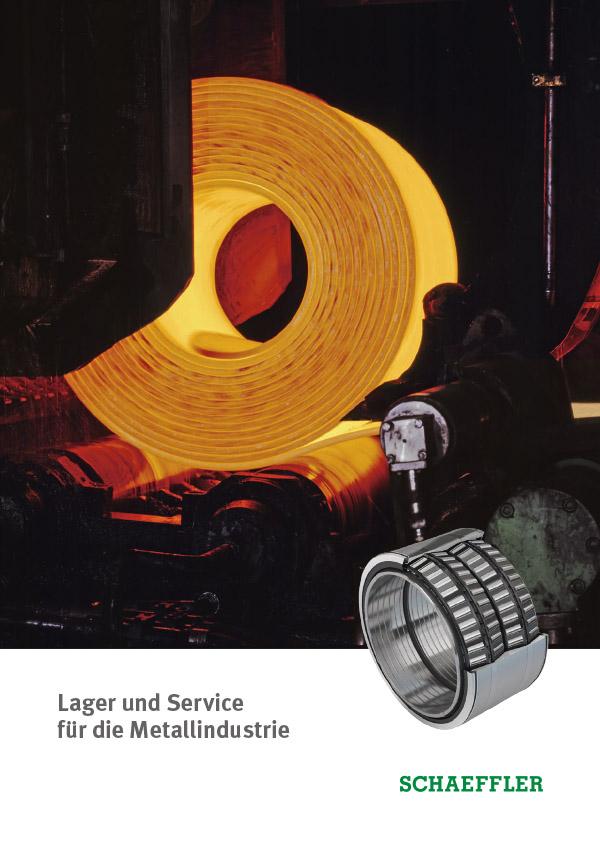 Lager und Service für die Metallindustrie