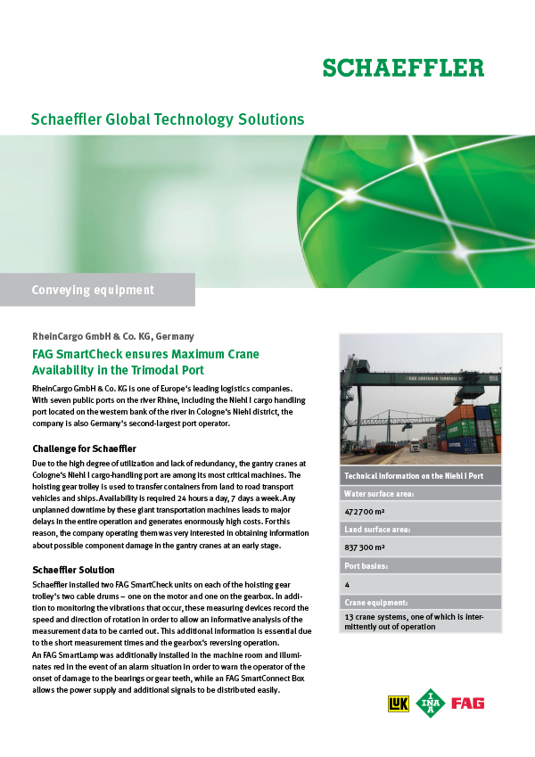 Publications | Schaeffler Germany