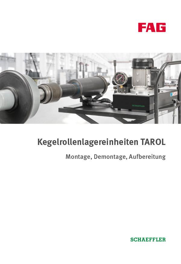 Kegelrollenlagereinheiten TAROL