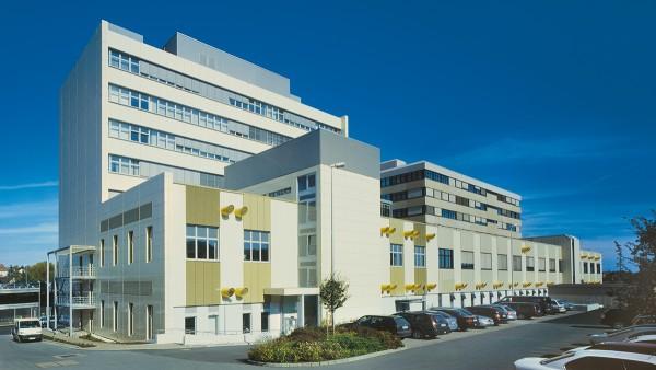 Das neue Kompetenz-Center F&E verdoppelt die Entwicklungskapazitäten in Herzogenaurach.