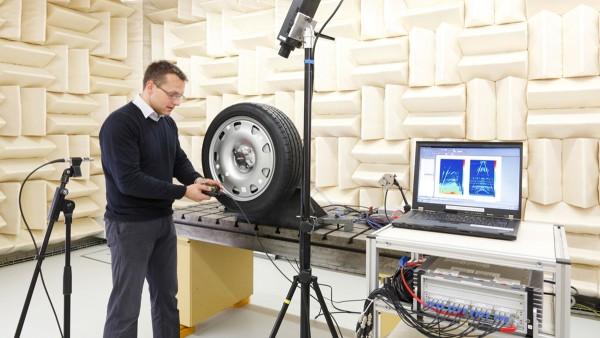 Das Kompetenzzentrum Akustik im Entwicklungszentrum in Herzogenaurach wird um ein Prüffeld erweitert.