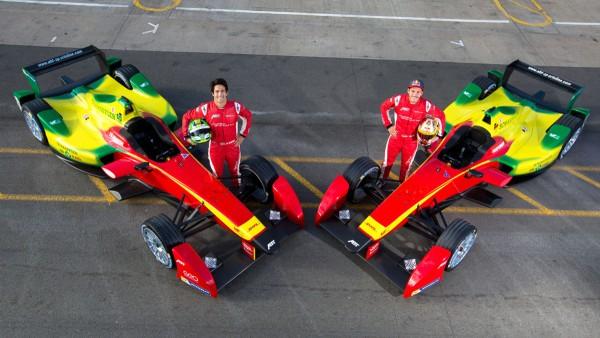 Schaeffler beschleunigt die Entwicklung in der FIA Formula E und geht als  exklusiver Technologiepartner des Teams ABT Sportsline mit Werbung auf den Autos von Daniel Abt und Lucas di Grassi an den Start.