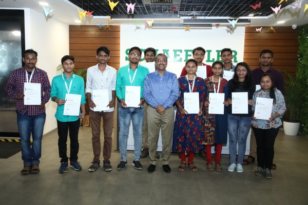 Schaeffler India announces HOPE Engineering Scholarship Program 2019-20 beneficiaries