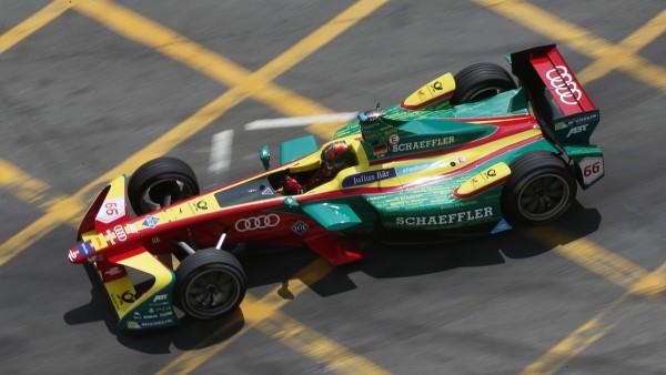 Schaeffler nutzt die Formel E als Testfeld für die Entwicklung fortschrittlicher Automobil-Antriebstechnologien.