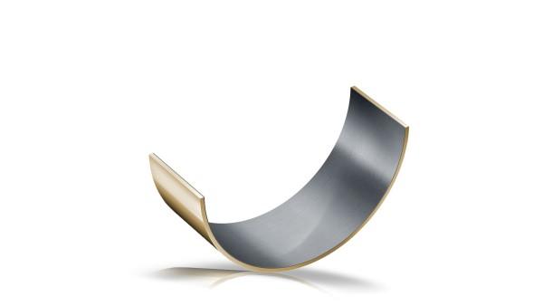 Metall-Polymer-Verbundgleitlager, Halbschale
