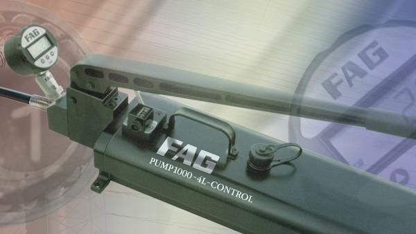 Das FAG Rechenprogramm Mounting Manager ist eine komfortable Hilfe bei der Auswahl der richtigen Lagermontage.