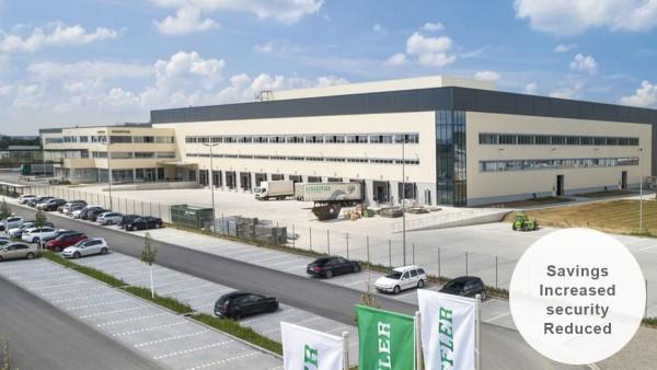 Automatic lubricators - Cross-sector solution : Schaeffler I Germany