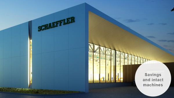 Condition monitoring - A cross-industry solution: Schaeffler I Germany