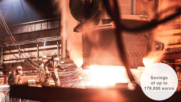 Condition monitoring - A cross-industry solution: ArcelorMittal I France