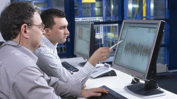 Fernüberwachung von Maschinen und Anlagen