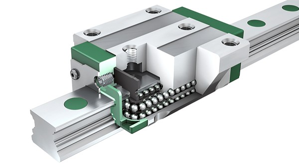 Schaeffler linear guides: Four-row linear ball bearing and guideway assemblies