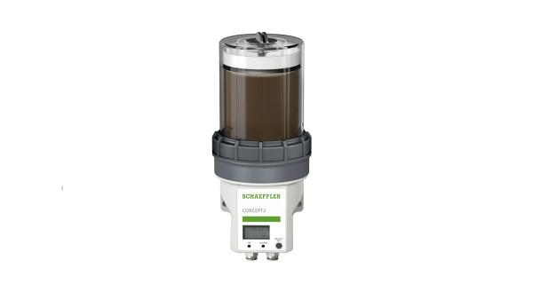 Automatischer Schmierstoffgeber Concept2