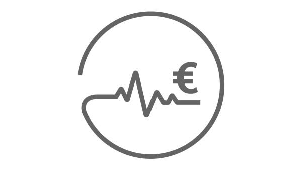 Mit dem SmartCheck profitieren Sie von maximalem Maschineneinsatz bei minimalen Lebenszykluskosten.