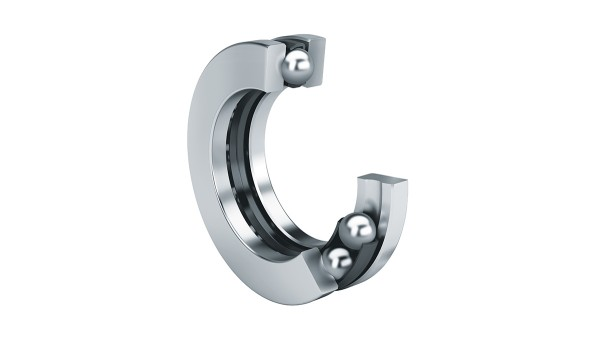 Schaeffler rolling bearings and plain bearings: Axial deep groove ball bearings