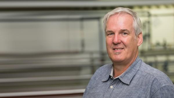 Joachim Dankwardt, stellvertretender Abteilungsleiter Wassergewinnung/Aufbereitung beim Wasserversorgungszweckverband Perlenbach