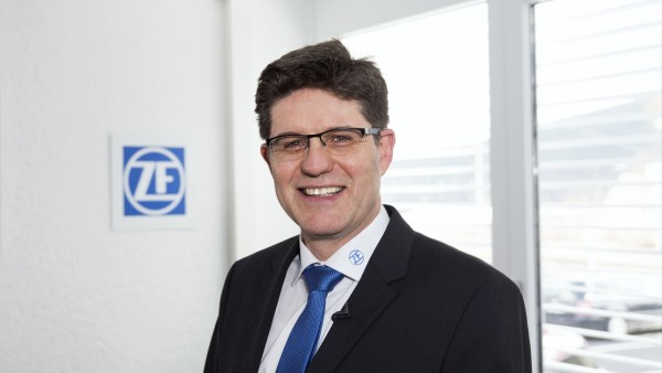 Dr.-Ing. Dietmar Tilch, Director of Industrial Technology – Condition Monitoring Systems ZF Friedrichshafen AG