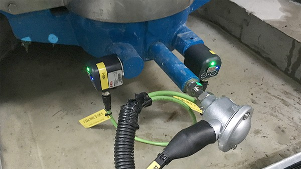 SmartChecks überwachen alle wichtigen Aggregate  der Pumpstationen.