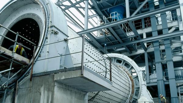 Customer Success Story Online vibration monitoring of tube mills