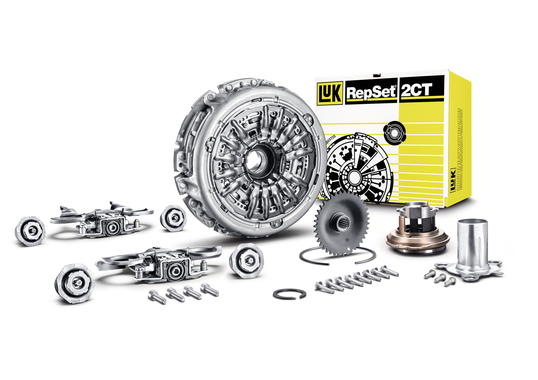 LuK RepSet 2CT from Schaeffler now also available for Ford
