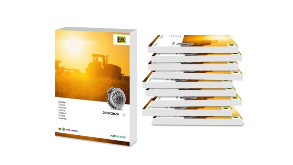 A wide-ranging portfolio of repair solutions for tractor clutches bundled in one catalog from Schaeffler
