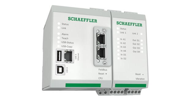 Innovative, universal, and modular: The new ProLink condition monitoring system from Schaeffler
