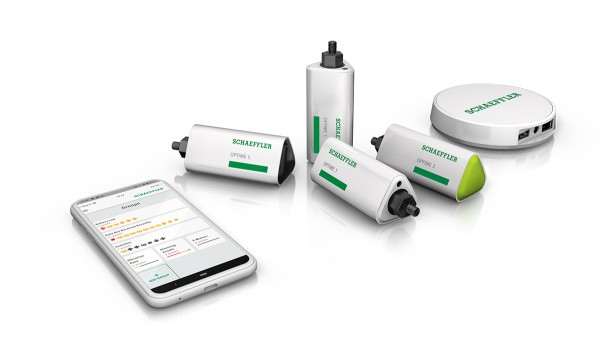 Schaeffler OPTIME makes condition monitoring cost-effective for all plant assets