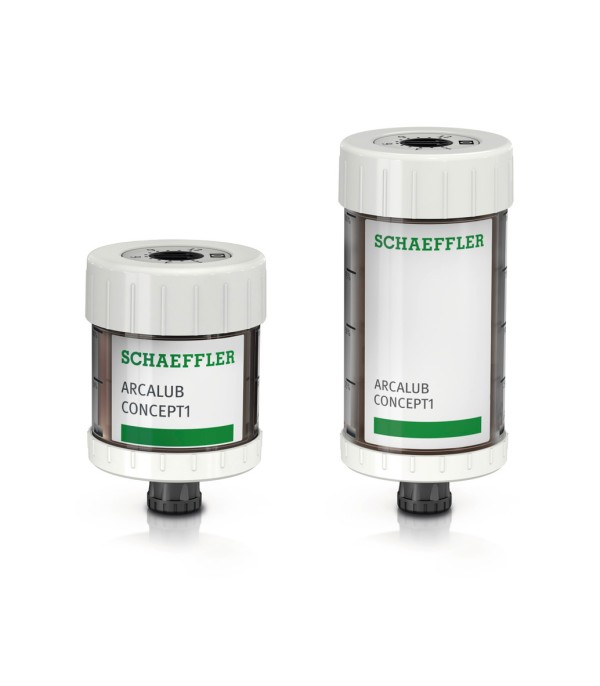 Schaeffler adds the CONCEPT1 and CONCEPT4 to its range of lubricators