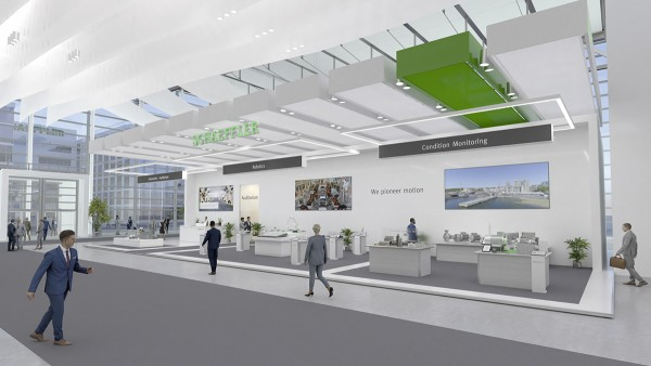 Schaeffler showcases innovations for robotics and services