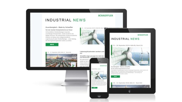 ebb8845afd9 Subscribe to our e-mail updates and stay up-to-date on the industrial  business.