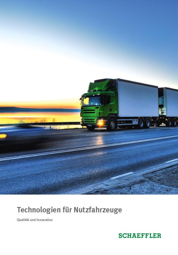Technologien für Nutzfahrzeuge
