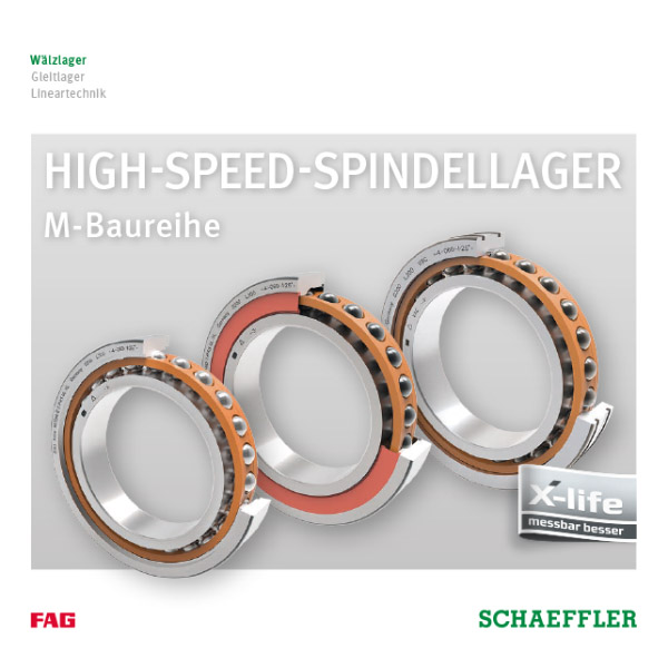 High-Speed-Spindellager