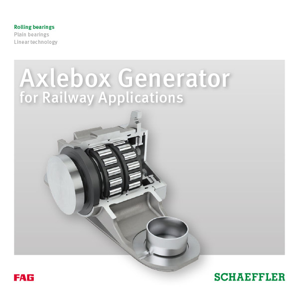 Axlebox Bearing Generator
