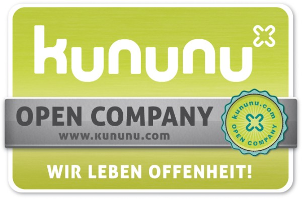 Kununu Auszeichnung Open Company
