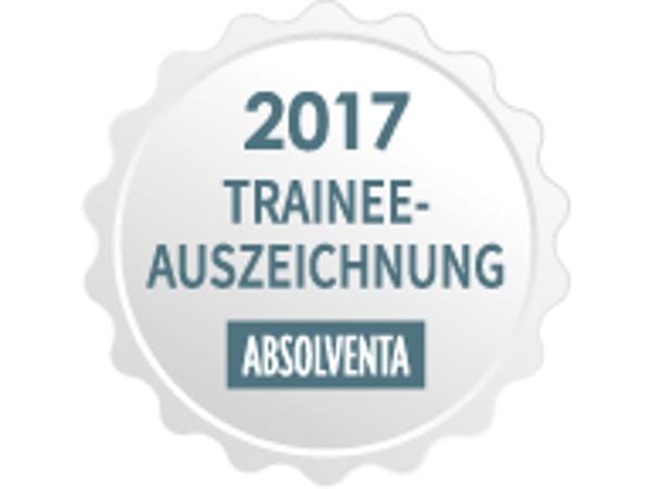 Absolventa Trainee-Auszeichnung