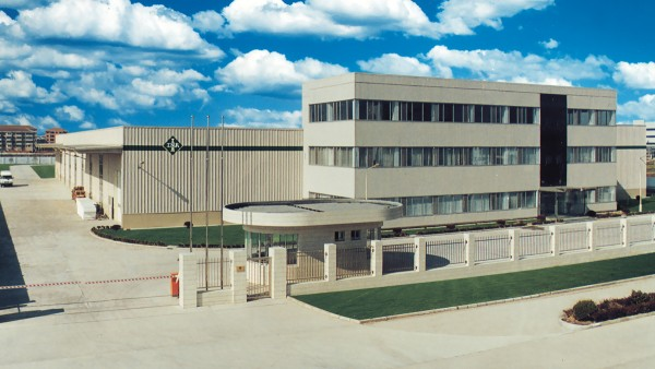 INA Bearings China Co. Ltd. wird in Taicang gegründet (Motorenelemente und Nadellager für den chinesischen Markt).