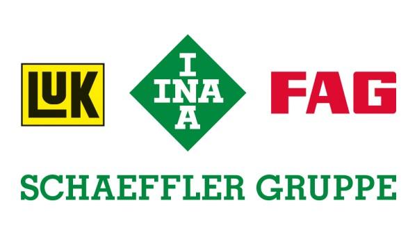 """INA, FAG und LuK bilden die """"Schaeffler Gruppe""""."""