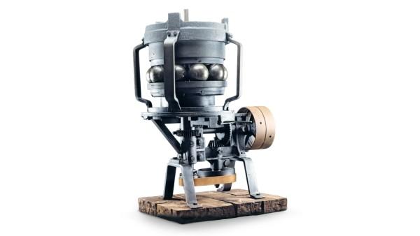 1883: Friedrich Fischer konstruiert die Kugelschleifmaschine