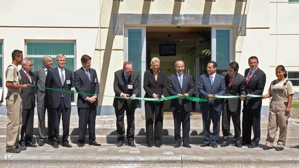 Bau neuer Werke in Vietnam und Mexiko