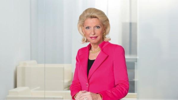 Maria-Elisabeth Schaeffler-Thumann ist die Familienunternehmerin des Jahres 2012.