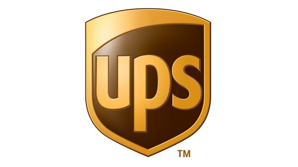 Transport by parcel service: UPS