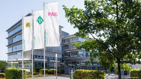 Schaeffler Technologies AG & Co. KG in Herzogenaurach