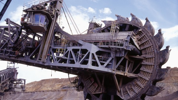 Schaeffler Branchenlösungen Rohstoffgewinnung und -verarbeitung
