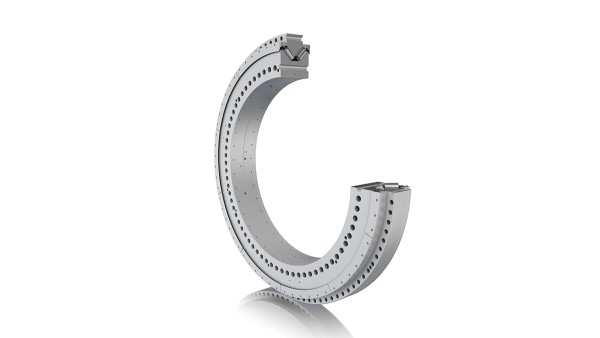 Flange-mounted double-row FAG tapered roller bearing (flange bearing)