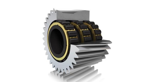 FAG Zylinderrollenlager (Direktlagerung)