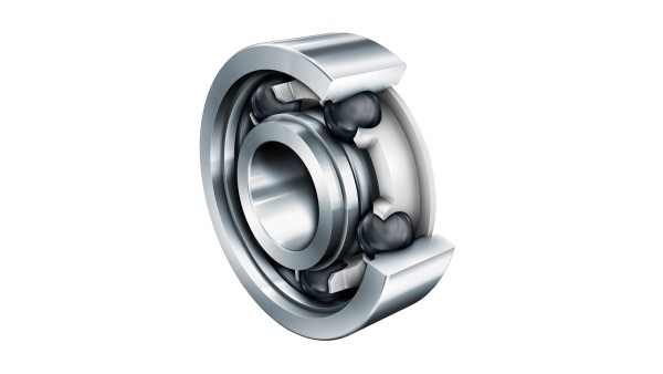 Cronitect hybrid bearings