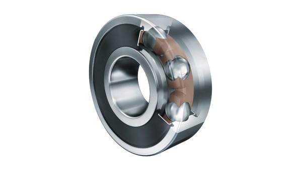 Generation C deep groove ball bearings