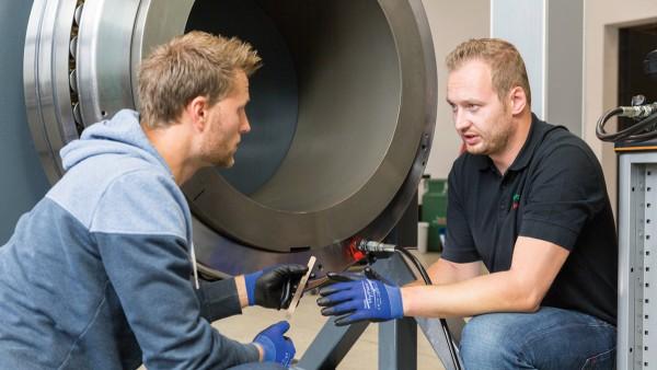 Schaeffler maintenance services: Technical consultancy